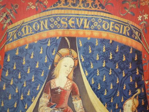 La Dame à la licorne 。。。@貴婦人と一角獣展 | 国立新美術館(東京・六本木)♪•*¨*•.¸¸♪♡✝_a0053662_152448.jpg
