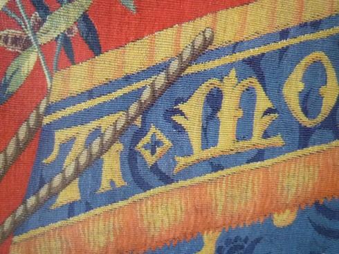 La Dame à la licorne 。。。@貴婦人と一角獣展 | 国立新美術館(東京・六本木)♪•*¨*•.¸¸♪♡✝_a0053662_1525177.jpg