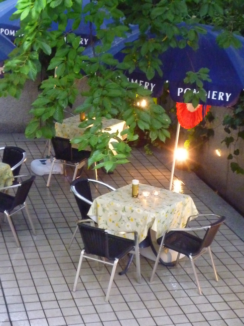 """パリ祭   \"""" NIGHT\"""" (LA FETE NATIONAL OCCITANE) @Le Comptoir Occitan-La Maison Du Languedoc♡✝_a0053662_1533823.jpg"""