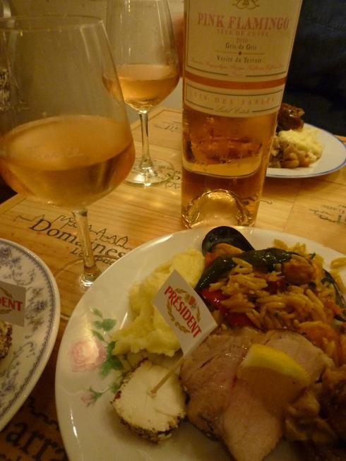 """パリ祭   \"""" NIGHT\"""" (LA FETE NATIONAL OCCITANE) @Le Comptoir Occitan-La Maison Du Languedoc♡✝_a0053662_2135587.jpg"""