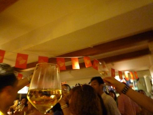 """パリ祭   \"""" NIGHT\"""" (LA FETE NATIONAL OCCITANE) @Le Comptoir Occitan-La Maison Du Languedoc♡✝_a0053662_221466.jpg"""