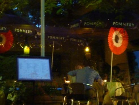 """パリ祭   \"""" NIGHT\"""" (LA FETE NATIONAL OCCITANE) @Le Comptoir Occitan-La Maison Du Languedoc♡✝_a0053662_2232813.jpg"""