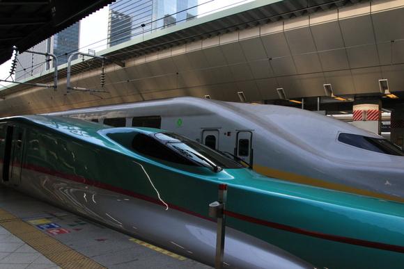 E5系 E3系 併結  やまびこ仙台行き_d0202264_18582944.jpg