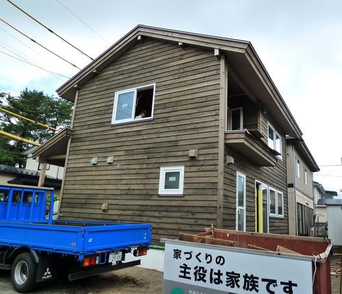 T様邸「飯島美砂町の家」  _f0150893_10312424.jpg