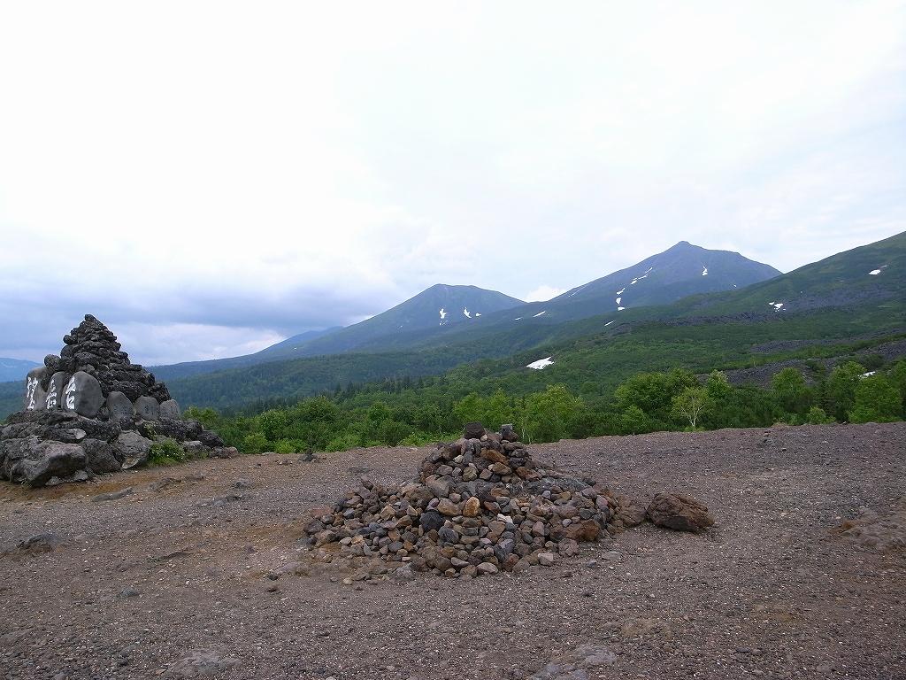 7月12日、オプタテシケ山から望岳台_f0138096_15524324.jpg