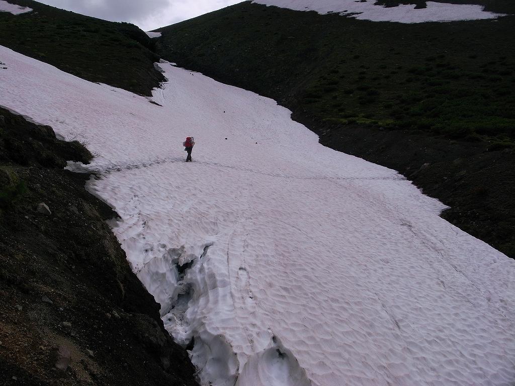 7月12日、オプタテシケ山から望岳台_f0138096_1552942.jpg