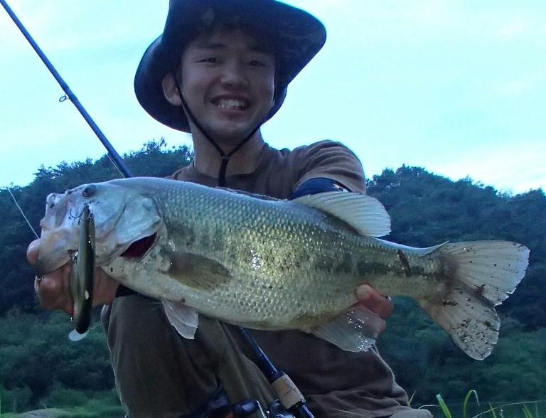 from Michinoku 『オチアユミノー&オチアユWP釣果報告』_d0145899_21185680.jpg