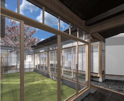 小須戸100年住宅改修:改修案パース_e0054299_150064.jpg