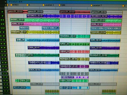 ◉音楽制作:Recording日記♬   ▶_b0032617_21544326.jpg