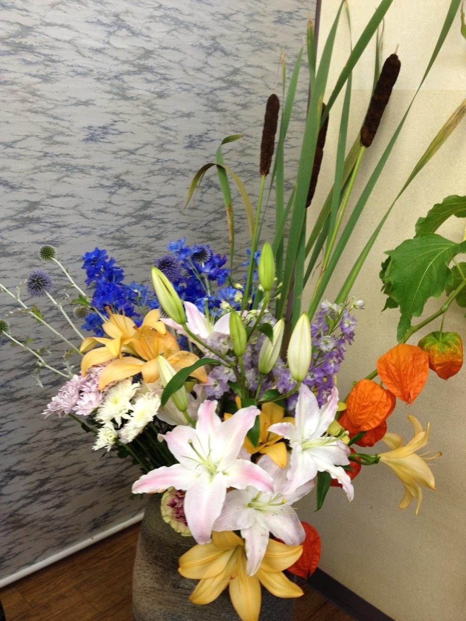 今週のお花とセール情報_a0200423_20235441.jpg