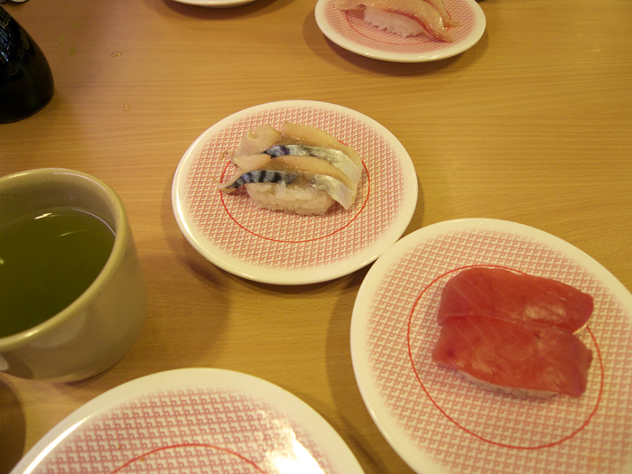 Japan for the first time in 8 years - at Kappa-zushi Hamamatsu Zudaji_e0202828_19375549.jpg