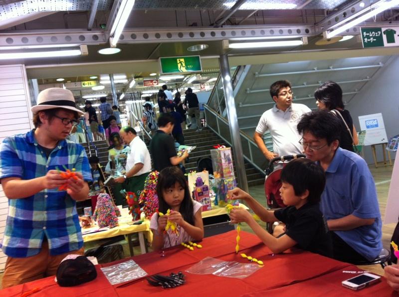 横浜ハンズ 閉店フェス!! ありがとうございました!_a0136846_12185721.jpg