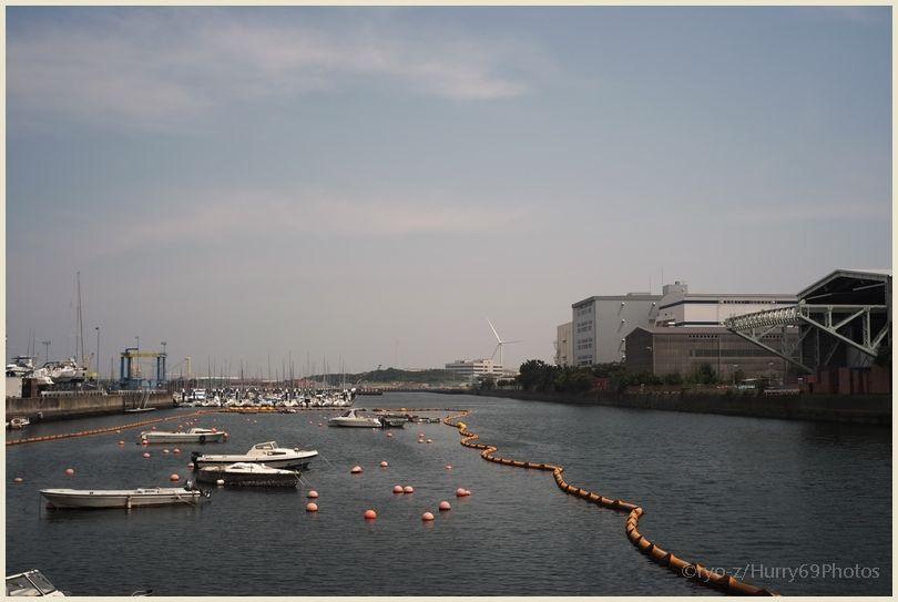 横浜ベイサイドマリーナ  X-E1_e0063851_22253614.jpg