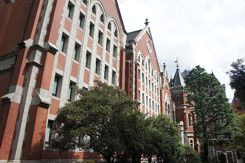 慶応義塾大学 図書館旧館_c0112559_12571457.jpg