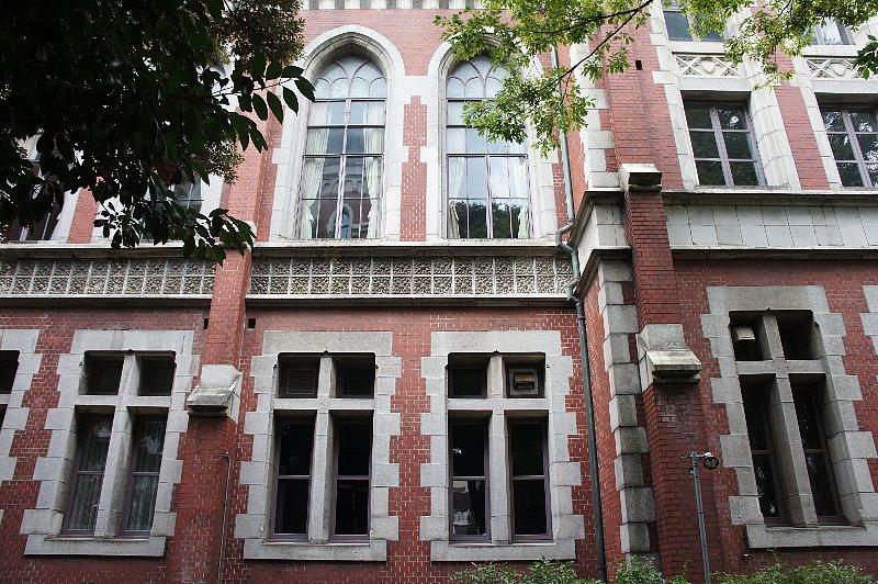 慶応義塾大学 図書館旧館_c0112559_12573295.jpg