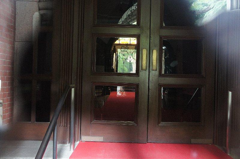 慶応義塾大学 図書館旧館_c0112559_1258170.jpg