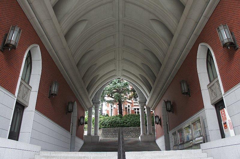 慶応義塾大学 図書館旧館_c0112559_12592758.jpg