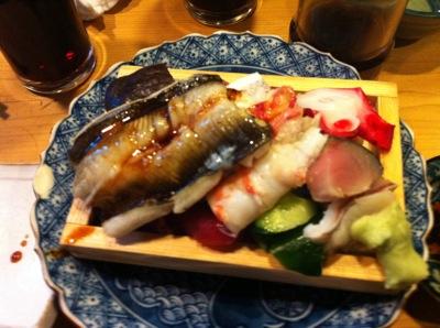 7月の料理「瀬戸内の魚介のサルピコン」_d0177560_16383521.jpg