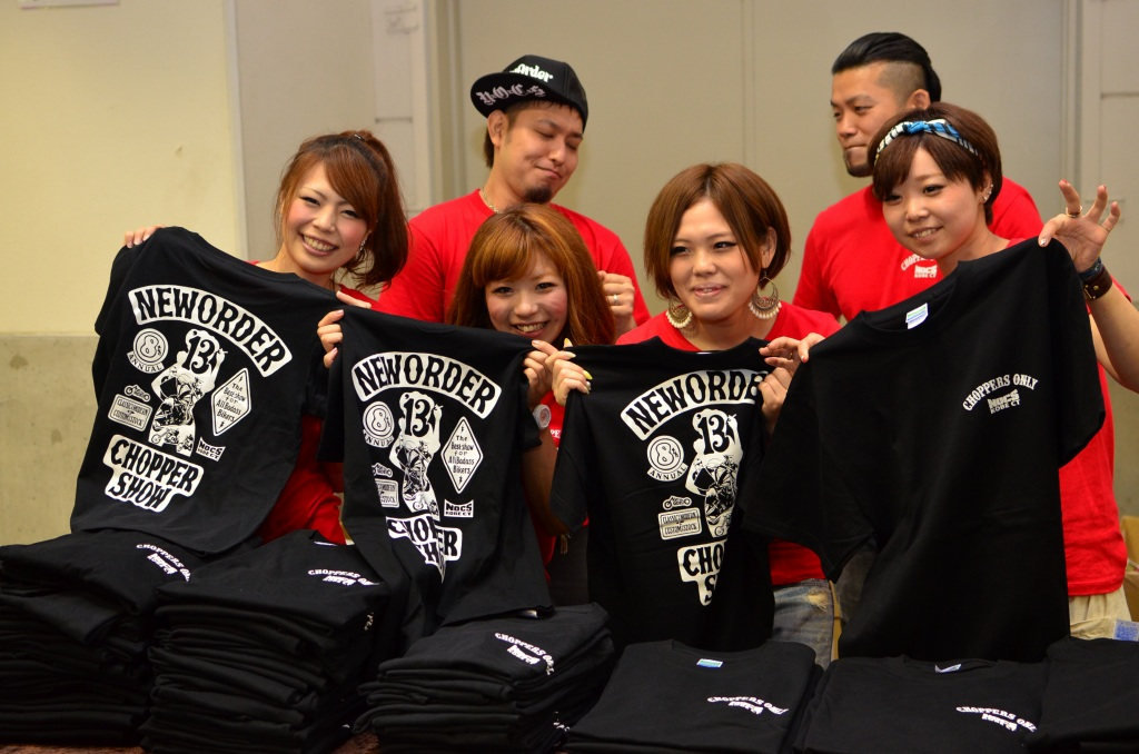 NEW ORDER CHOPPER SHOW 2013 ③_f0184668_23235743.jpg