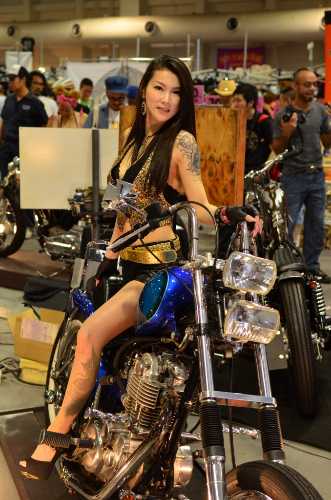 NEW ORDER CHOPPER SHOW 2013 ③_f0184668_23255780.jpg