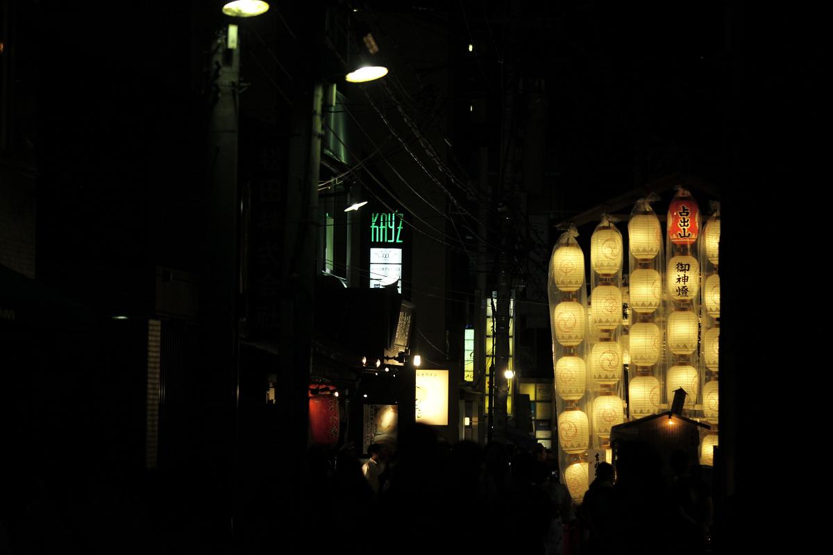 祇園祭り 2013  宵山_f0021869_0513444.jpg