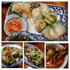 TootTwiggy女子会 in タイ料理。。_c0169287_228472.jpg