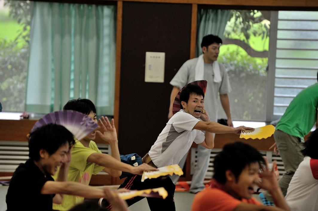 笑Timeさん練習見学_f0184198_22272041.jpg