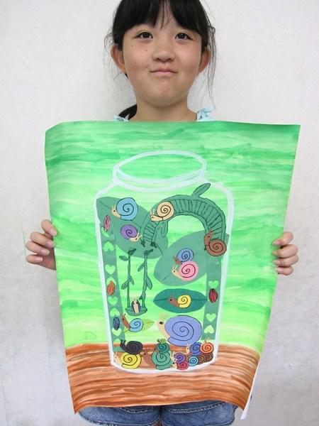 長尾教室 ~水彩画~_f0215199_1339041.jpg