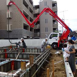 工事の進捗状況@登戸Y邸_b0183404_15552399.jpg