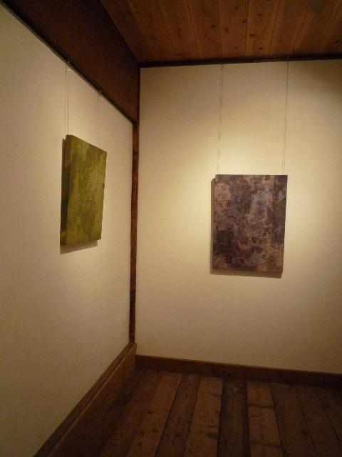 2013.7②渡邊博・久松温子展_e0138627_16261058.jpg
