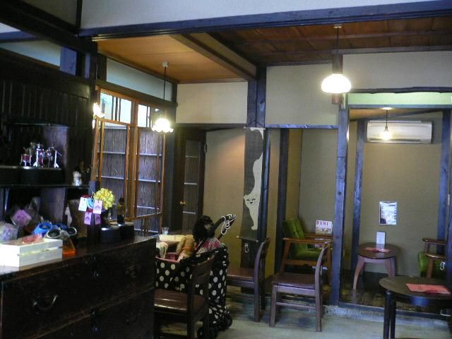 京都 町屋ドッグカフェNEST_c0223630_17113976.jpg