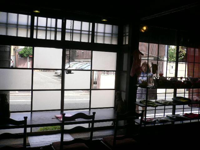 京都 町屋ドッグカフェNEST_c0223630_17145997.jpg