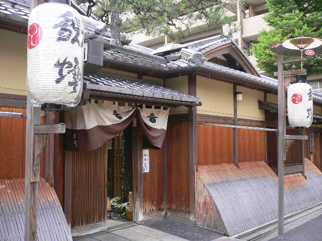 京都 町屋ドッグカフェNEST_c0223630_1793864.jpg