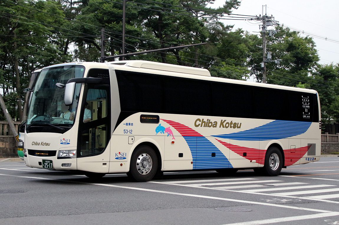 高速バス 千葉 大阪
