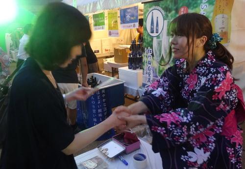 大阪4日間ありがとう!その2 本日はスカイツリーで歌います☆_e0261371_10404363.jpg