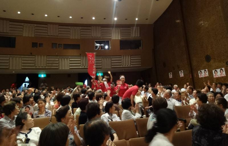 参議院議員選挙東京選挙区は自民(丸川・武見)で_f0059673_22561720.jpg