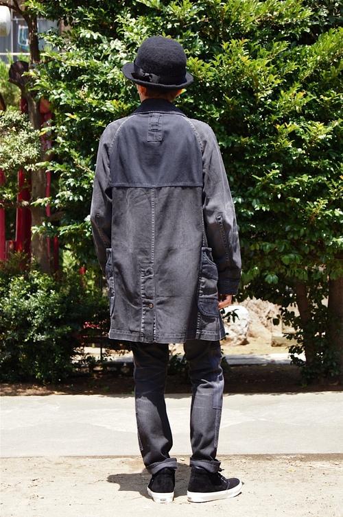JUNYA WATANABE MAN - Levi\'s all black coordinate!!_c0079892_22151732.jpg