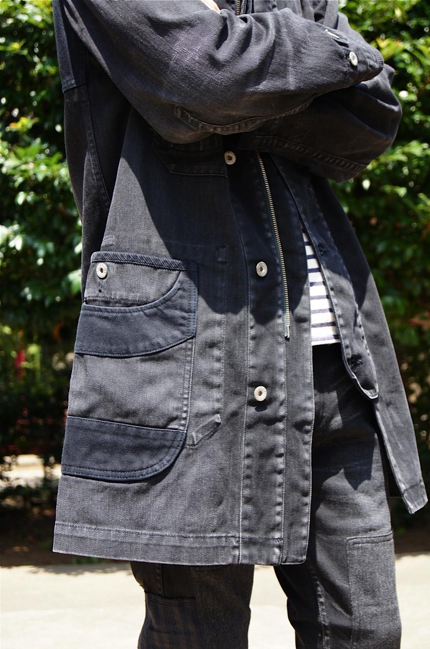 JUNYA WATANABE MAN - Levi\'s all black coordinate!!_c0079892_22171749.jpg