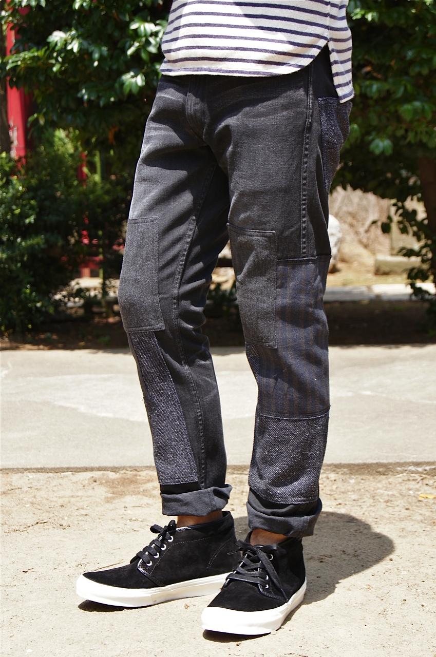 JUNYA WATANABE MAN - Levi\'s all black coordinate!!_c0079892_22173765.jpg