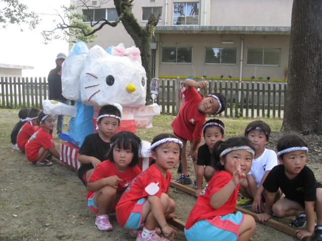 ☆夏祭り☆_c0107515_21424470.jpg