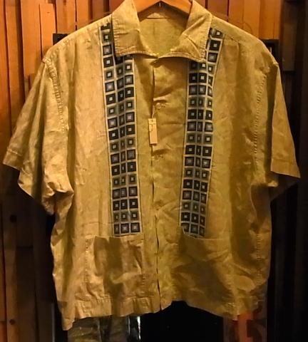 7/20(土)入荷! 60'S ボックスシャツ!_c0144020_1474622.jpg