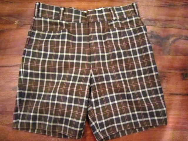 "Used ""1970s SLACKS SHORTS\"" ご紹介_f0191324_965620.jpg"