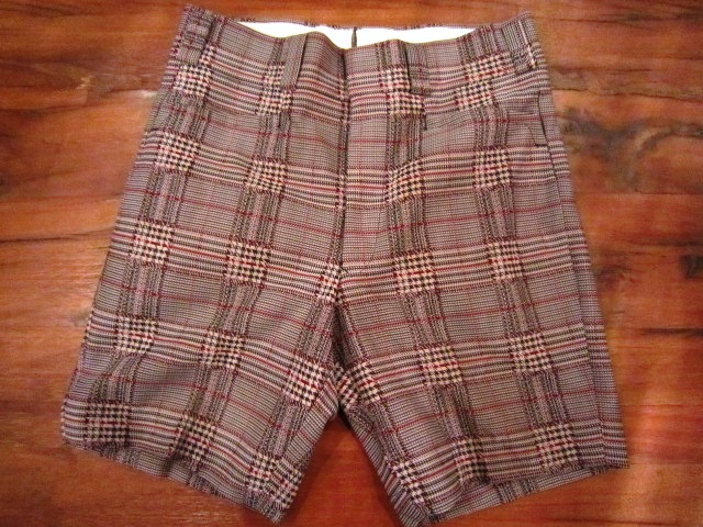 "Used ""1970s SLACKS SHORTS\"" ご紹介_f0191324_97217.jpg"