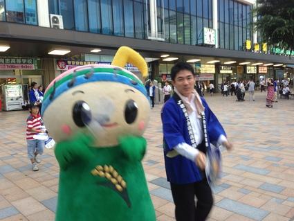 うねめまつり 踊りの練習会_f0259324_22321313.jpg