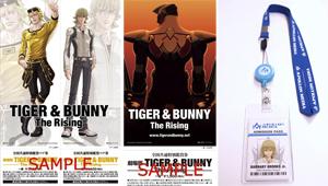 『劇場版 TIGER & BUNNY –The Rising-』続々解禁!&キャストコメントも届いたよ!_e0025035_20542488.jpg