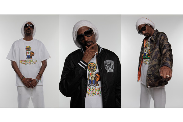 A BATHING APE® x SNOOP LION_b0133839_178377.jpg