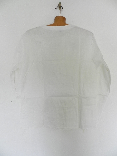 Czeck army sleeping shirts size1 dead stock_f0226051_11585919.jpg