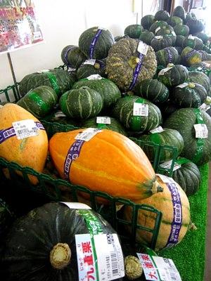「かぼちゃフェア2013」はじまりました!_c0141652_1924289.jpg