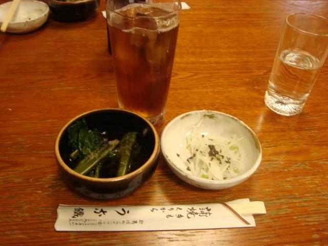 新宿「うな鐡 (うなてつ)」へ行く。_f0232060_11175123.jpg
