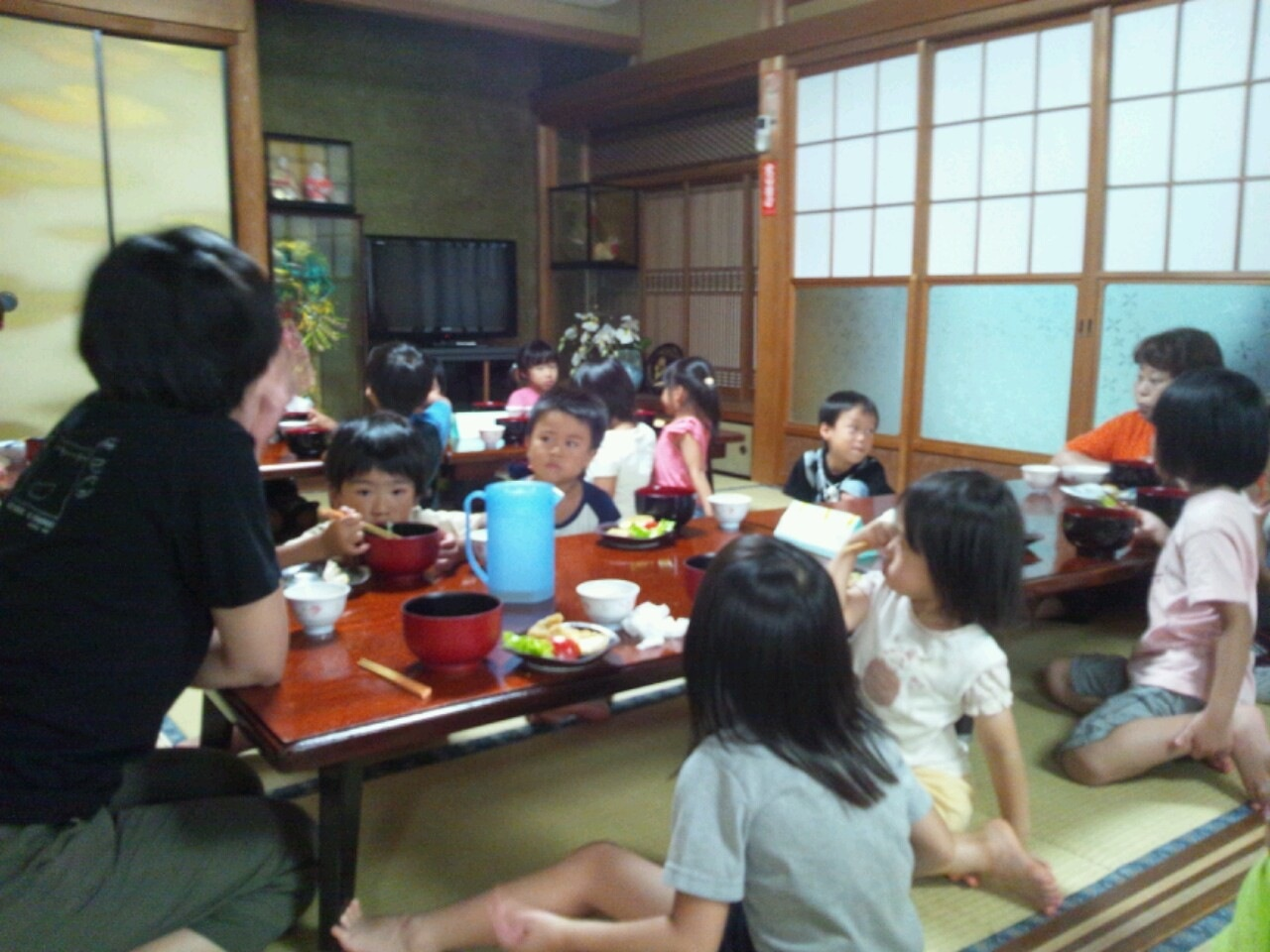 海合宿10 福井県や民宿の方ともさよならの時間です_c0151262_14191038.jpg